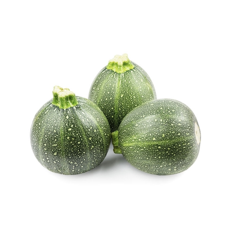 Courgette ronde - 500 gr