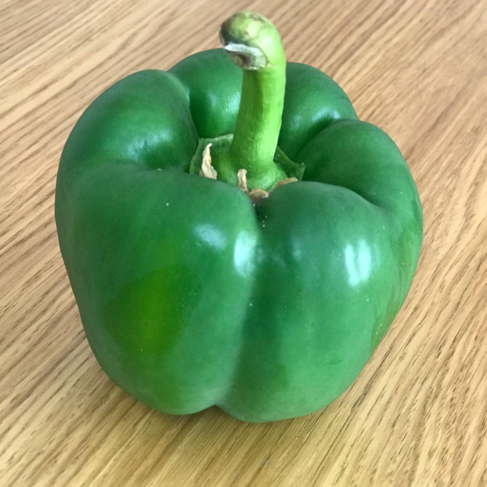 Poivron vert - 500 gr