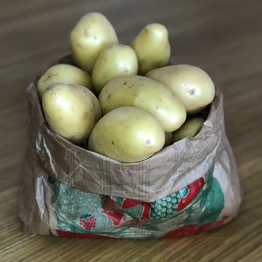 Pomme de terre nouvelle Charlotte - 2 kg