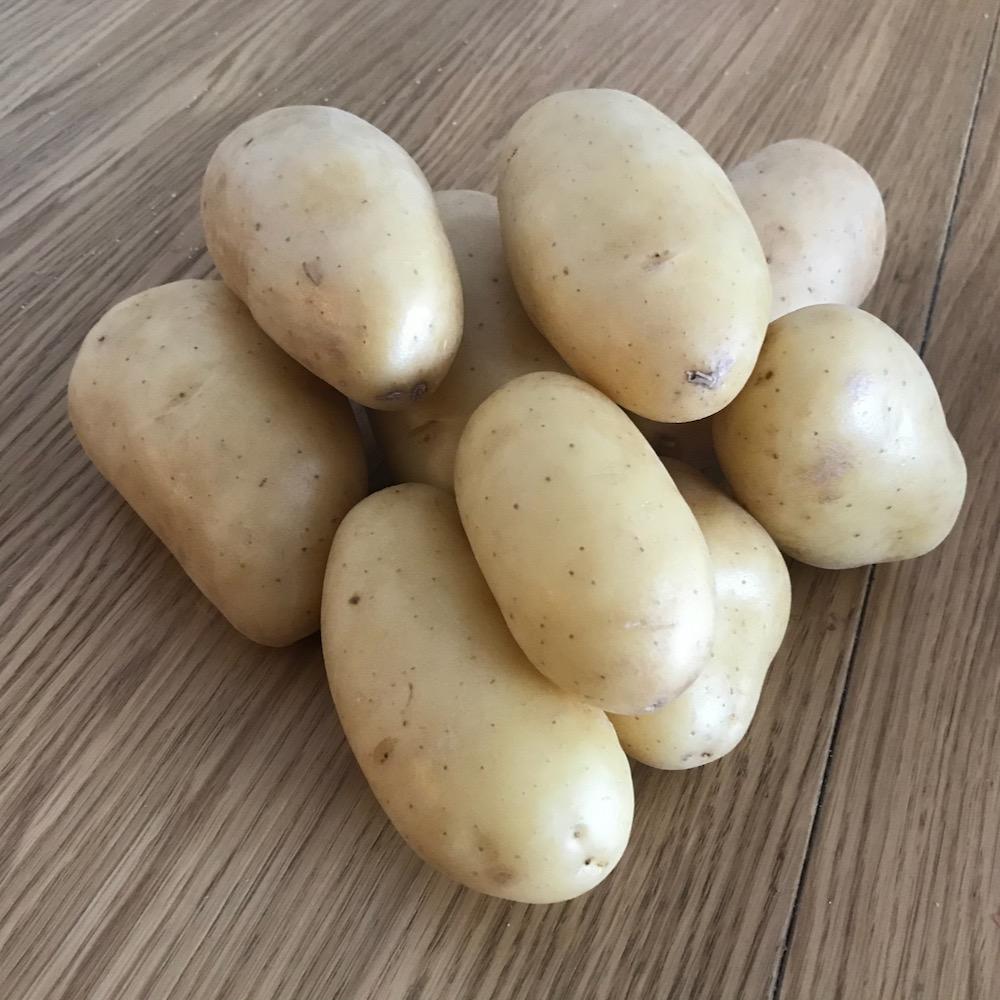 Pomme de terre nouvelle Charlotte - 1 kg
