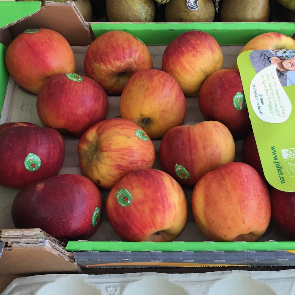 Pomme Juliette BIO - 1 kg